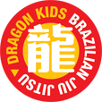 Brazilian Jiu Jitsu Kids badge