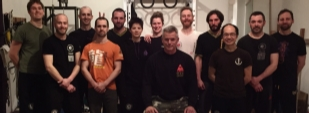 Practical Wing Chun seminars in UK